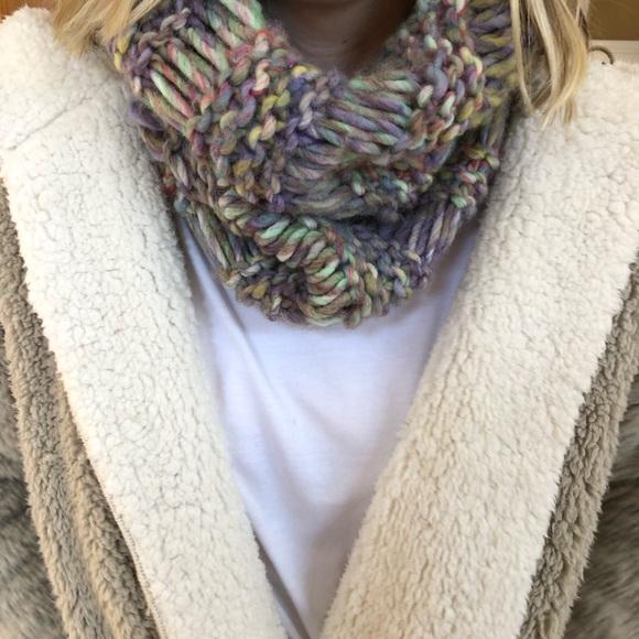 America Eagle Multicolored scarf